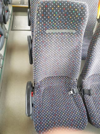 DESPIECE INTERIOR SUNSUNDEGUI 2003 VOLVO B12B