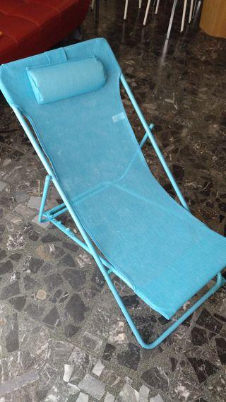 silla Segunda Plegable Corte L casi Ingles Tumbona De Mano kiuOPXZTwl