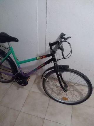 Bicicleta unisex.