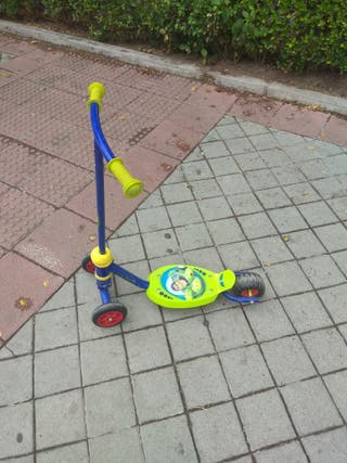 Patinete Toy story