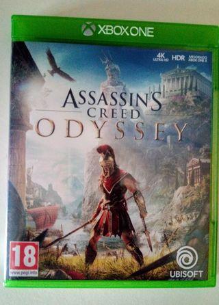 Xbox one Assassins Creed odisey rebaja