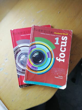 Libro escolar Ingles 1BACHILLERATO