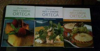 libros de cocina,Ines y Simone Ortega