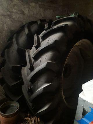 Ruedas y llantas de tractor Michelin