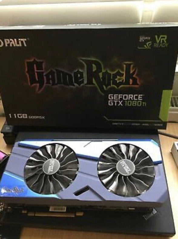 Gtx 1080 game rock 11gb