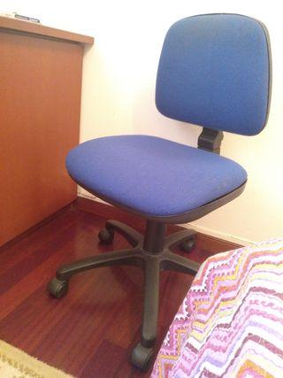La Mano Oficina Vizcaya De Provincia En Sillas Azules Segunda xtshrdQC