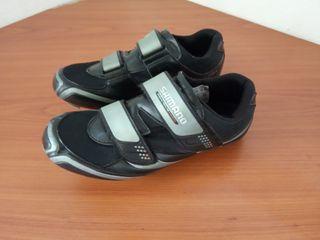 Zapatillas ciclismo bicicleta carretera Shimano