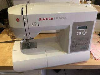 Máquina de coser Singer Brilliance