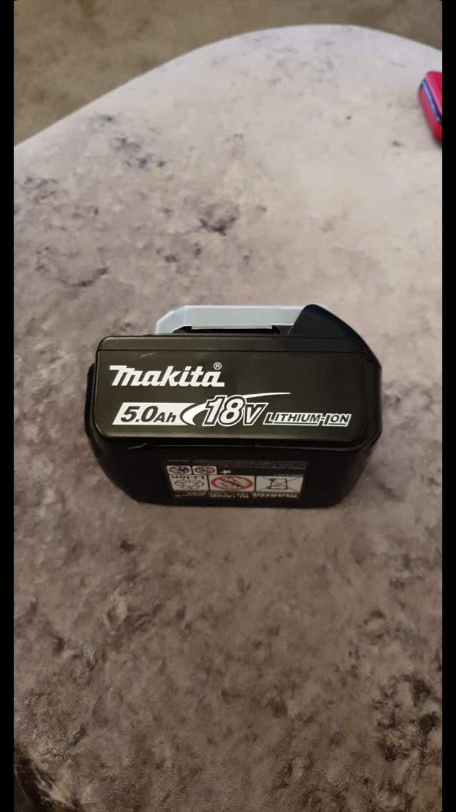 Makita 5ah batteries