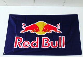 Bandera RedBull