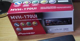 Radio coche Pioneer MVH-170 UI