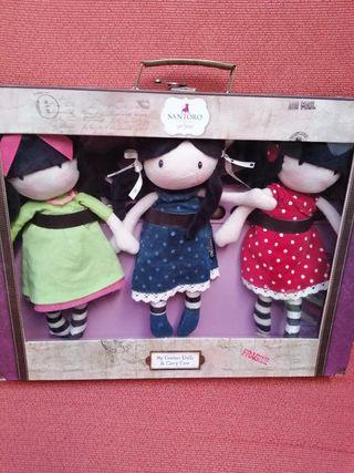 Muñecas de trapo gorjuss santoro