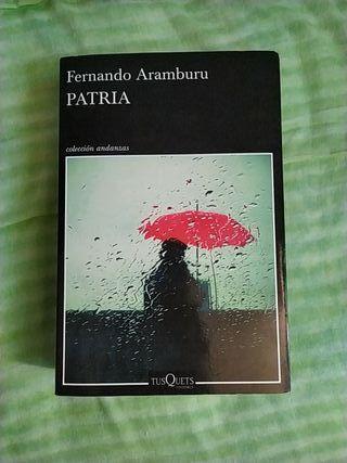 PATRIA- FERNANDO ARAMBURU (Negociable)