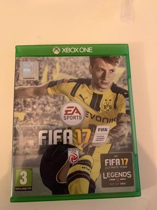 Fifa 17 Xbox 0NE