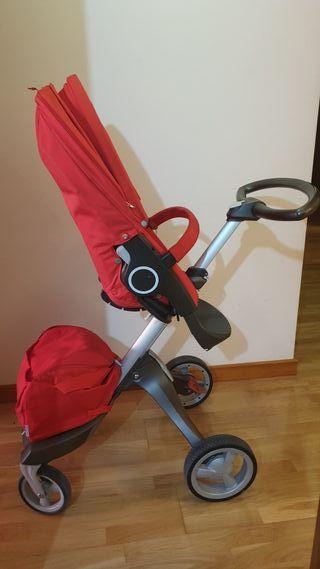 Stokke Xplory silla de paseo y de coche