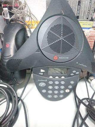 vendo equipo audioconferencia