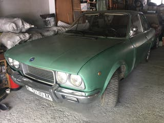 Fiat 124 Sport Coupe 1800 1980
