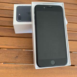 072fc0e35a8 Iphone 7 negro mate de segunda mano en Barcelona en WALLAPOP