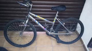 bicicleta de montaña de 24 pulgadas