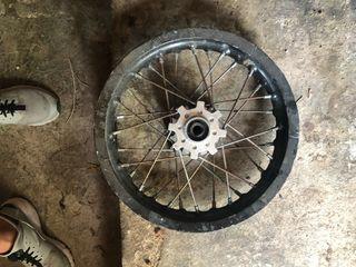 Llanta 12 pitbike