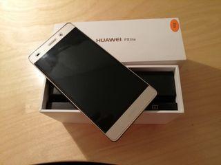 Huawei P8 lite dorado como nuevo