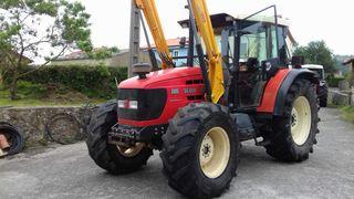 tractor same silver 100.6