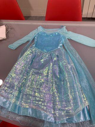 Disfraz frozzen Elsa