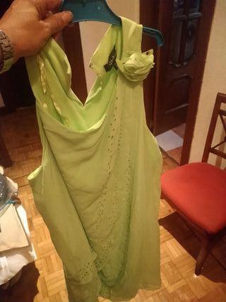 Por De Corte 19 Segunda Verano Del Talla Ingles 50 Vestido Mano 7gb6fy