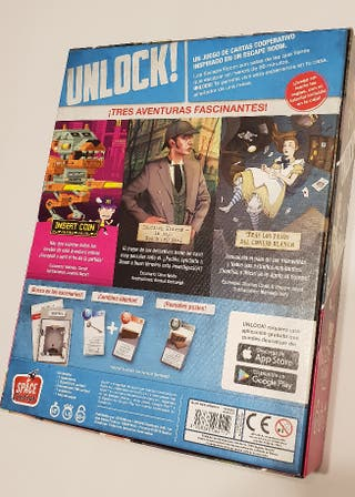 Juego Unlock Heroic Adventures