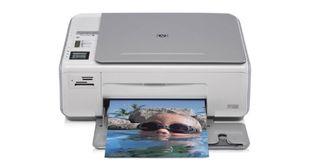 Impresora multifunción HP Photosmart C4280
