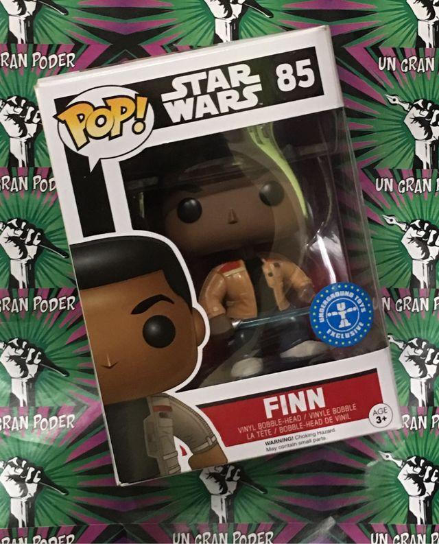 FUNKO POP VINYL FINN (59) STAR WARS