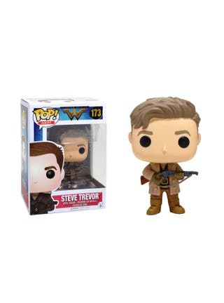 FUNKO POP STEVE TREVOR DE WONDER WOMAN