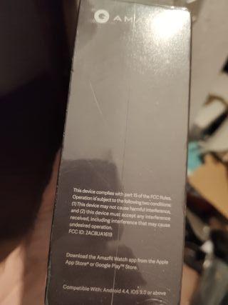 Xiaomi Amazfit Stratos 2 - Nuevo, embalado