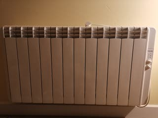 Radiadores calor azul Newelec 6 por 1