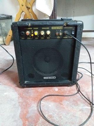 Amplificadores para equipo musica