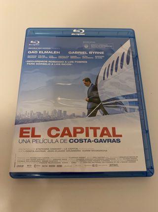 El Capital en Blu-Ray