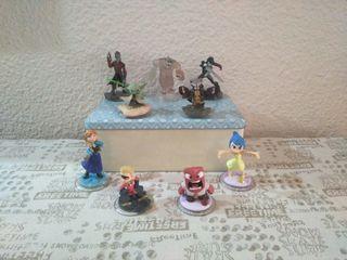 Figuras Disney Infinity.