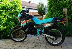 Derbi senda H 1993 despiece