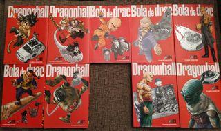 Comics Dragon Ball nuevos Pack completo