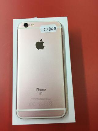 IPhone 6s rosa. TUTTOMOVIL LEGANÉS