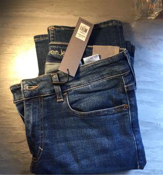 Jeans - Calvin Klein's
