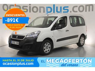 Peugeot Partner Tepee 1.6 BlueHDI Access 73 kW (100 CV)