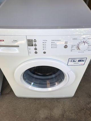 Lavadora Bosch 7 k impecable