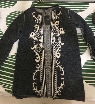 Abrigo de la lana