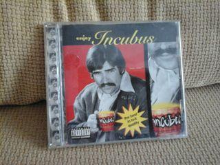 CD de INCUBUS ( METAL Y ROCK ALTERNATIVO )