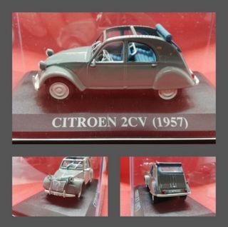 CITROEN 2CV (1957) ESCALA 1/43
