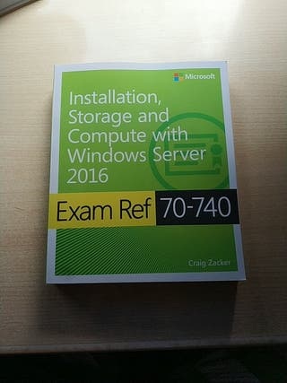 Installation, storage and compute windows server