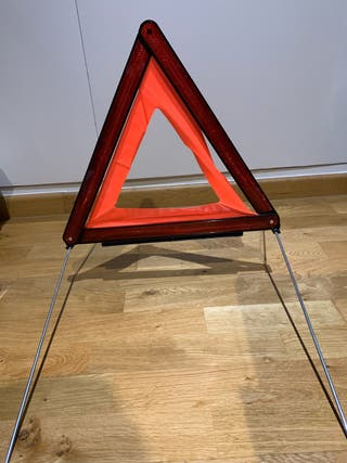 Triángulo señalizacion