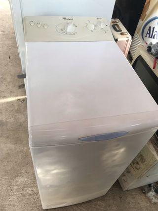 Lavadora carga superior wirpul