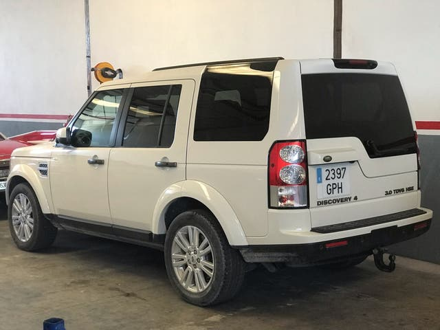 Land Rover Discovery 4 HSE 3.0 2010